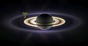 Ultima imagen tomada desde Cassini. Septiembre, 2006.