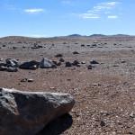 Rocas del desierto de Atacama
