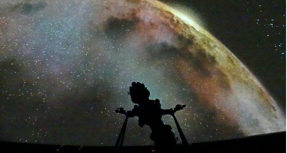 Imagen cortesía del Planetario