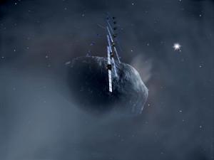 Imagen cortesía de la ESA