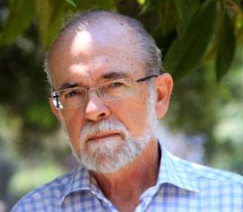 José Maza, astrónomo Universidad de Chile e investigador Centro de Astrofísica CATA. Créditos: CATA.