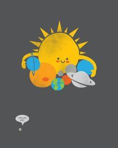 Plutón, también te extrañamos :(