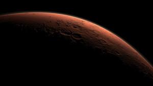 Bonita imagen de Marte. Créditos: NASA.