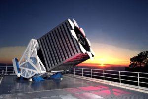 Sloan Digital Sky Survey. Créditos: Max-Planck-Institut für Astronomie