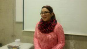 Durante la entrevista con ParticuLab